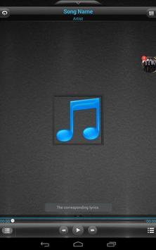 Mp3 Player Music apk screenshot