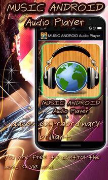 MUSIC ANDROID Audio Player apk screenshot