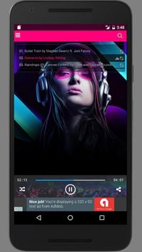 MP3 Remix Player screenshot 1