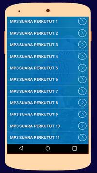 Mp3 Suara Burung Perkutut screenshot 1