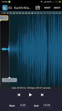 MP3 Cutter And Ringtone Maker screenshot 6