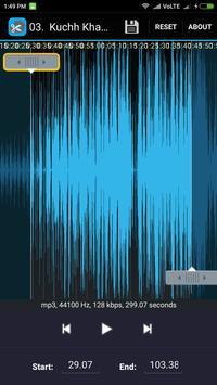 MP3 Cutter And Ringtone Maker screenshot 7