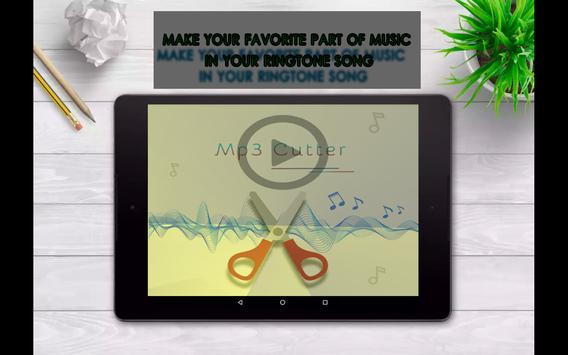 MP3 Cutter and Ringtone Maker-Sonnerie Fabricant poster