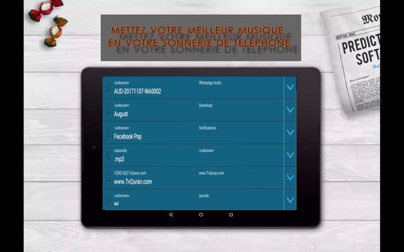 MP3 Cutter and Ringtone Maker-Sonnerie Fabricant screenshot 2