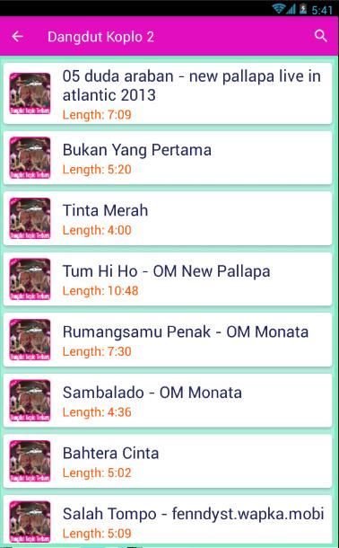 500 Dangdut Koplo 2017 For Android Apk Download