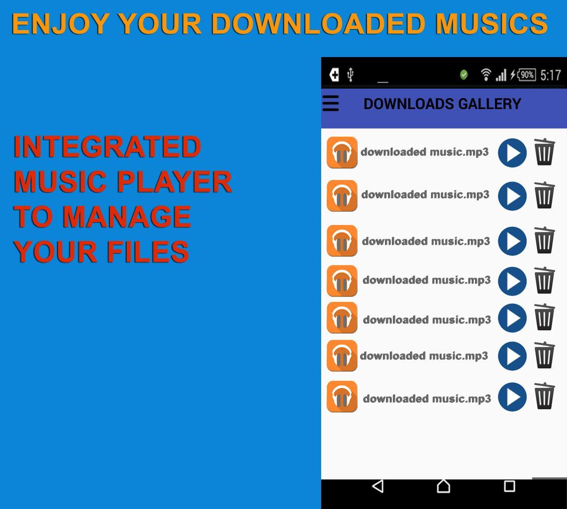 download free mp3 music files