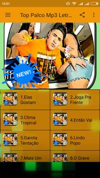 Jogo Do Amor Top Palco Mp3 Letras screenshot 1