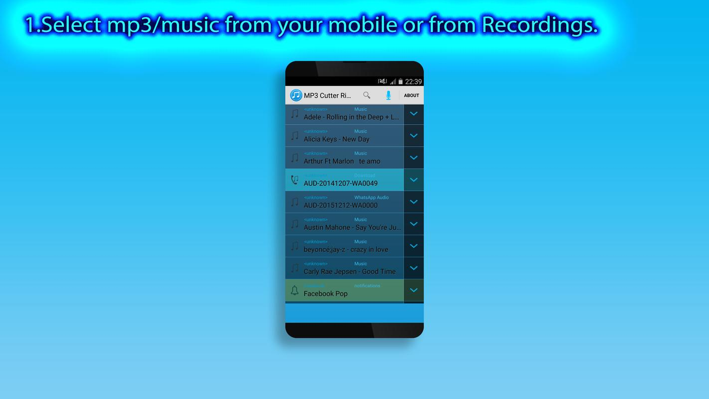 MP3 Cutter APK Download - Free Music & Audio APP for Android | APKPure.com