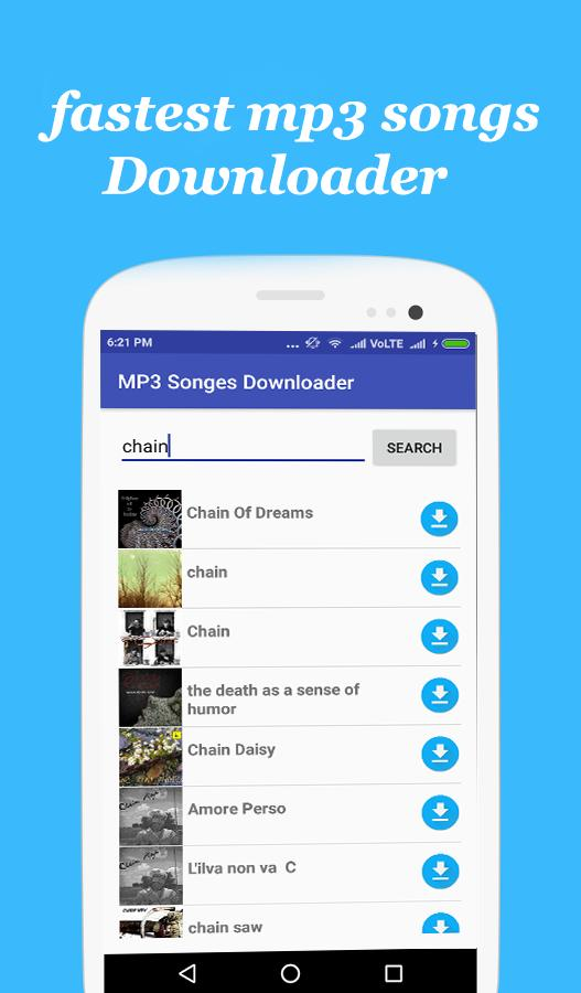 to download music in jio phone