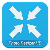 Photo Resizer HD icon