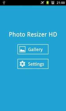 Photo Resizer HD poster