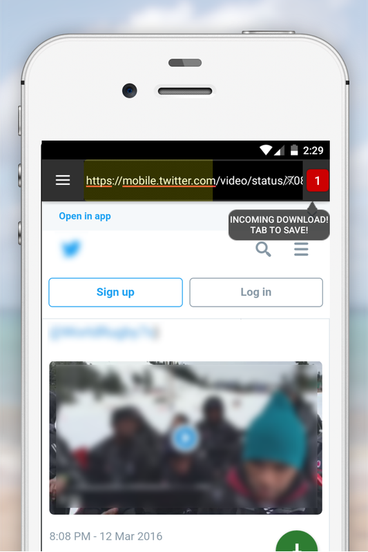 Download mp4 twitter iphone | Peatix