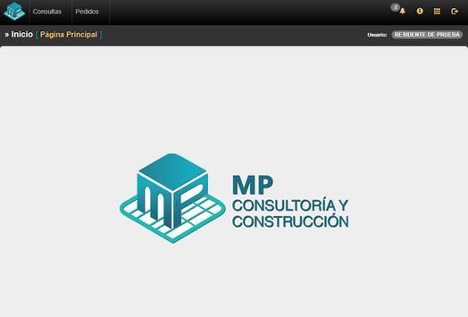 Sistema MP screenshot 4