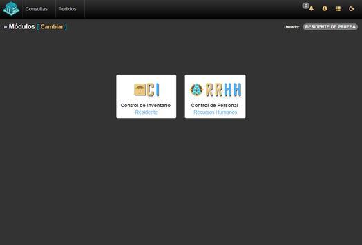 Sistema MP screenshot 8