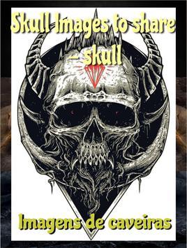 Skull Images to share - skull - Calaveras poster