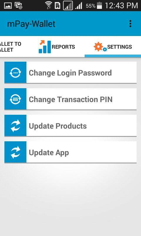 M-PAY Wallet for Android - APK Download