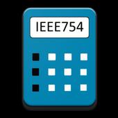 Binary Hex Dec IEEE754 Convert icon