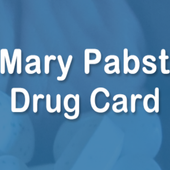 Pabst Drug Card icon