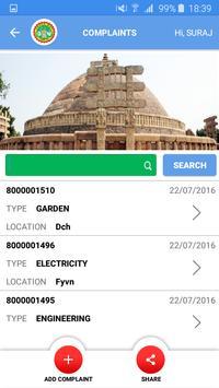 MP eNagarPalika Citizen App screenshot 5