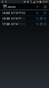 WakeReady Tube & Weather Alarm screenshot 2