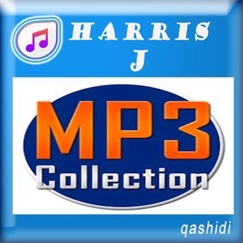 mp3 harris j poster