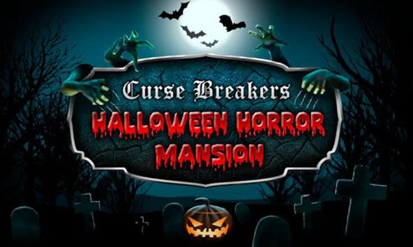 Curse Breakers: Horror Mansion poster