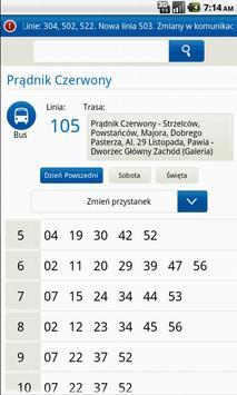 MPK Kraków Rozkład Jazdy screenshot 2