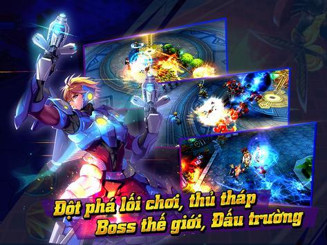 Art of Sword - VN (CBT) apk screenshot