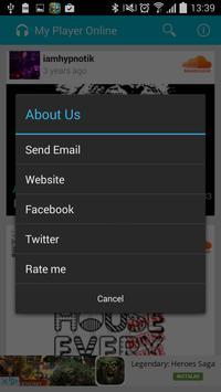 Ares Mp3 Online screenshot 3