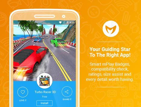 mPlayStore - Cool Games & Apps apk screenshot