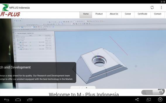 MPLUS Indonesia poster