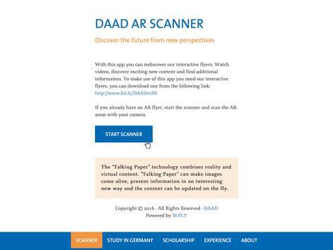 DAAD - Study in Germany apk screenshot