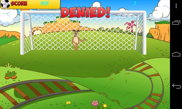 Soccer Champ Buddy: Goalkeeper apk screenshot