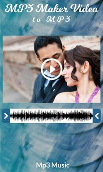 MP3 Maker : Video to MP3 screenshot 3