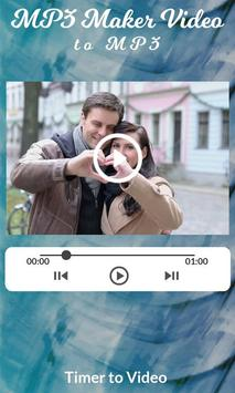 MP3 Maker : Video to MP3 screenshot 4
