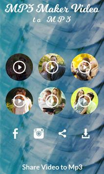 MP3 Maker : Video to MP3 screenshot 7