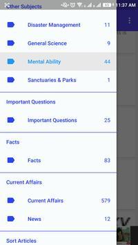 Meghalaya Exam Preparation apk screenshot
