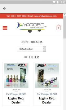 Yarden Jireh screenshot 1