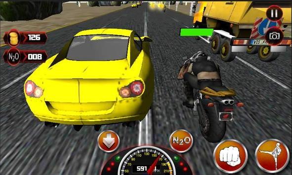 Motor Bike Death Racer apk screenshot