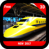 Real Train Driving 2018 icon