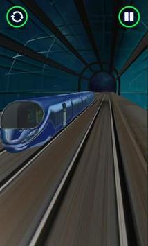 Real Train Driving 2018 screenshot 2