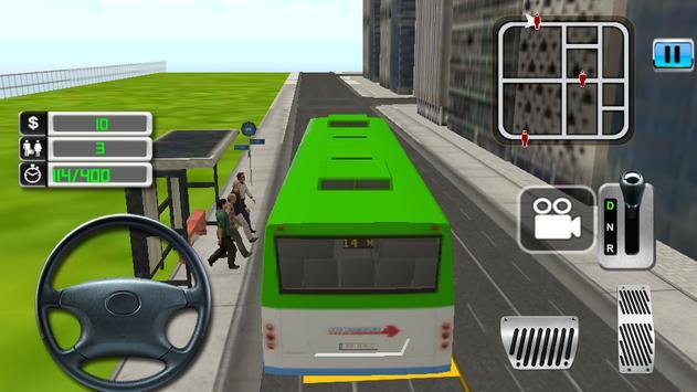 City Bus Simulator apk screenshot