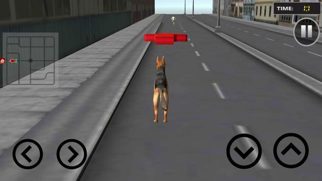 Crime City Police Dog Chase screenshot 3