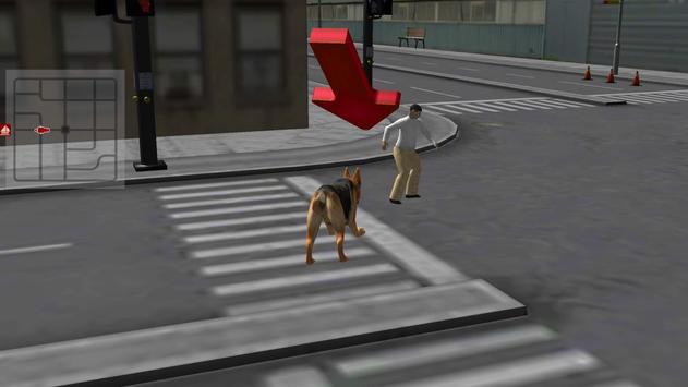 Crime City Police Dog Chase screenshot 1