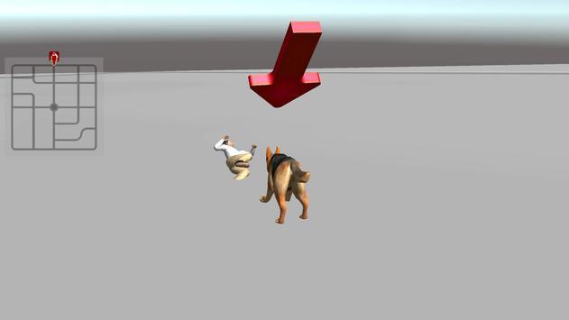 Crime City Police Dog Chase screenshot 2