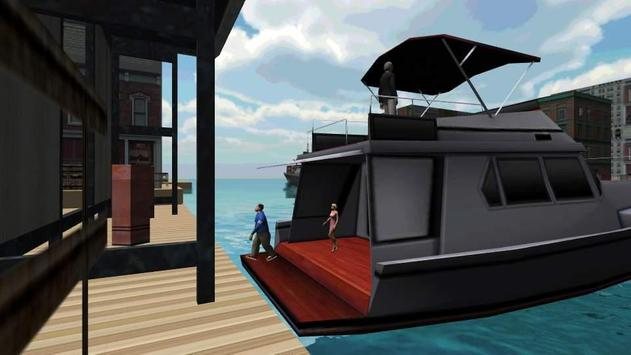 Boat Ship Driving 3D screenshot 4