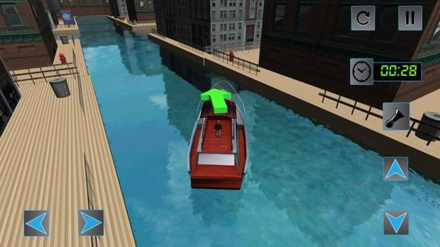 Boat Ship Driving 3D screenshot 2