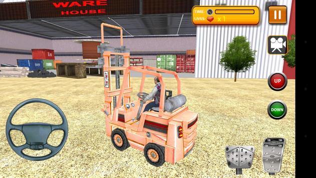Extreme ForkLift Challenge screenshot 4