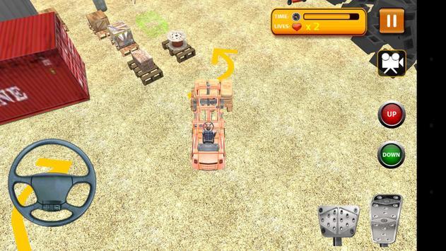 Extreme ForkLift Challenge screenshot 9
