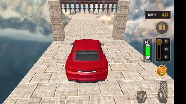 Extreme Car Stunt 3D apk screenshot